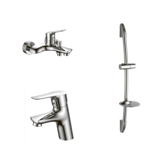 Набор смесителей для ванны Hessa Florenzia Premium