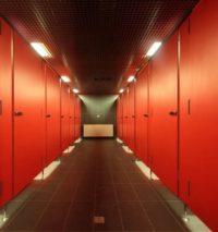 Туалетные перегородки ЭЛИТ ( HPL )