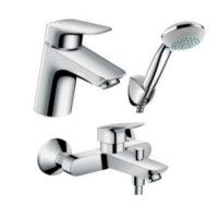 Набор смесителей для ванны Hansgrohe Logis 70 710714310