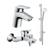 Набор смесителей для ванны Hansgrohe Logis 70 710714311