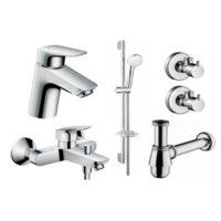 Набор смесителей для ванны Hansgrohe Logis 70 710714511
