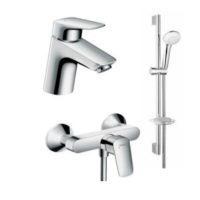 Набор смесителей для ванны Hansgrohe Logis 70 710716311