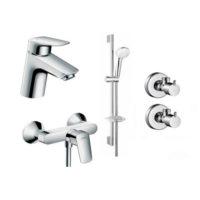 Набор смесителей для ванны Hansgrohe Logis 70 710716411