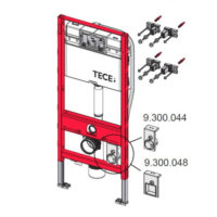 Система инсталляции для унитаза TECE 9300044, TOTO Neorest