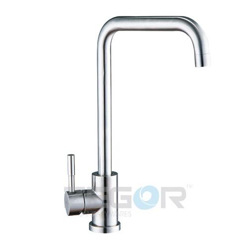 Смеситель для кухонной мойки ZEGOR (TROYA) SAP4-B090