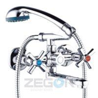 Смеситель для ванны ZEGOR (TROYA) DMT3-A722
