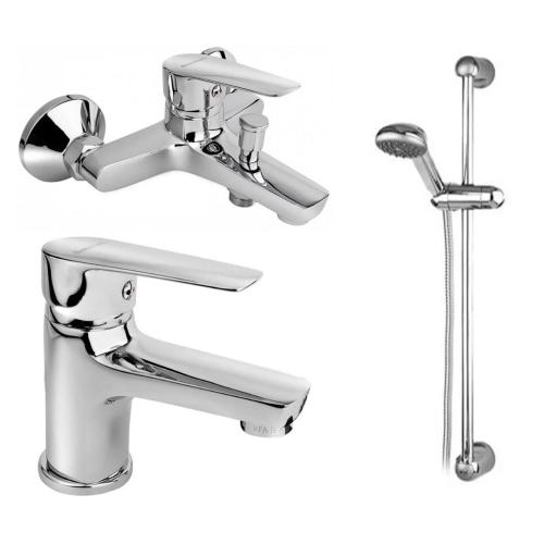 Набор смесителей для ванны KFA SOFIT 5111-001-00