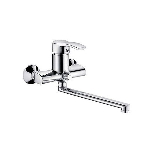 Смеситель для ванны HAIBA FOCUS 006 EURO SATIN HB0119