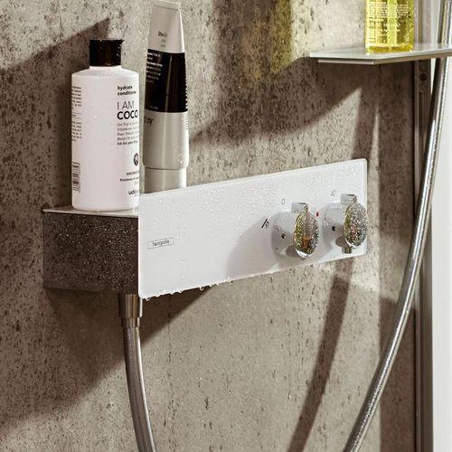 Смеситель с термостатом Hansgrohe ShowerTablet 13102400