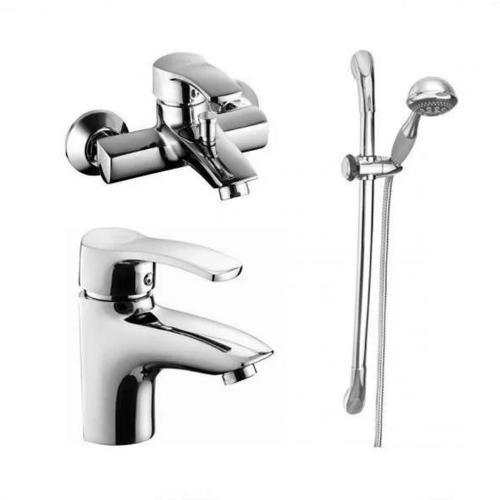 Набор смесителей для ванны KFA ARMATURA KWARC 4201-001-00