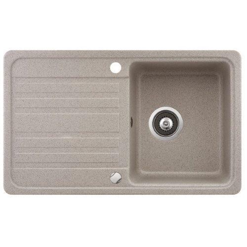 Кухонная мойка AquaSanita Volta SQ101AW 112 ora