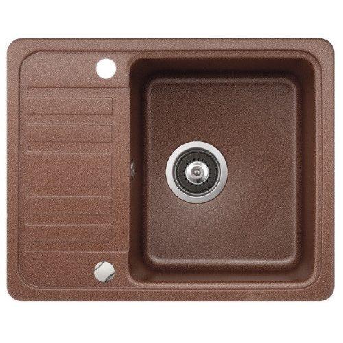 Кухонная мойка AQUASanita Notus SQ102AW 501 copper