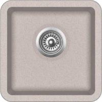 Кухонная мойка AquaSanita Arca SQA100W 110 beige