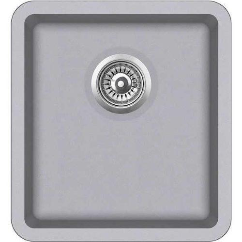 Кухонная мойка AquaSanita Arca SQA101W 202 alumetallic