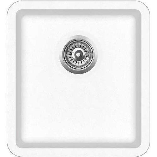 Кухонная мойка AquaSanita Arca SQA101W 710 alba