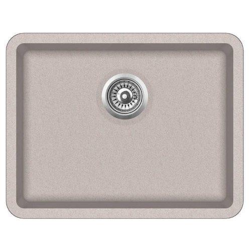 Кухонная мойка AquaSanita Arca SQA102W 110 beige