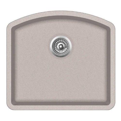 Кухонная мойка AquaSanita Arca SQA103W 110 beige