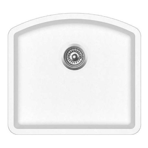 Кухонная мойка AquaSanita Arca SQA103W 710 alba