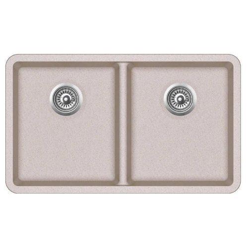 Кухонная мойка AquaSanita Arca SQA200W 110 beige