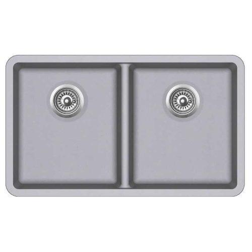 Кухонная мойка AquaSanita Arca SQA200W 202 alumetallic