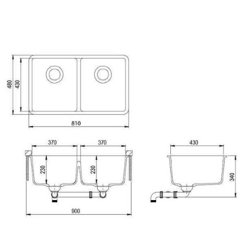 Кухонная мойка AquaSanita Arca SQA200W 111 silica
