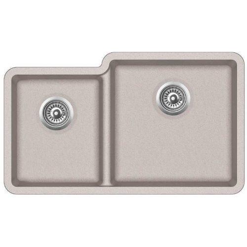Кухонная мойка AquaSanita Arca SQA 230R 110 beige