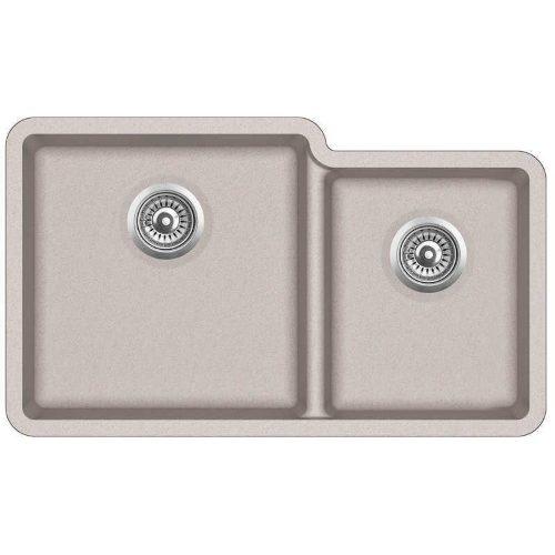Кухонная мойка AquaSanita Arca SQA 230L 110 beige
