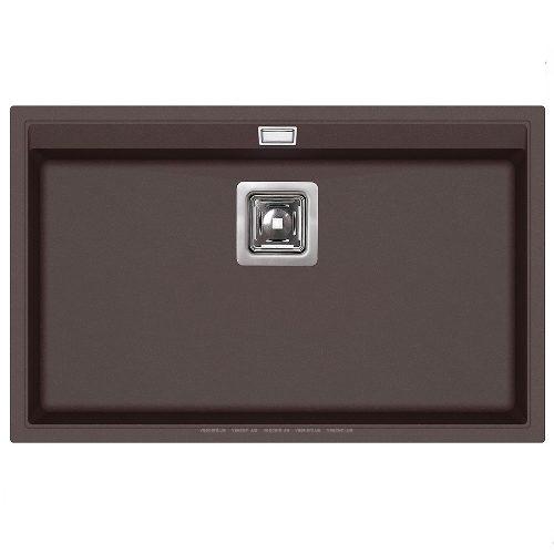 Кухонная мойка AQUASanita SQD101AW 501 copper