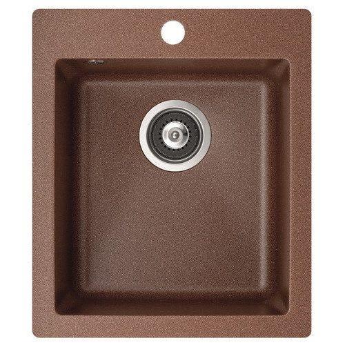 Кухонная мойка AQUASanita Simplex SQS100W 501 copper