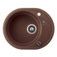 Кухонная мойка AQUASanita CLARUS SR102AW 501 copper