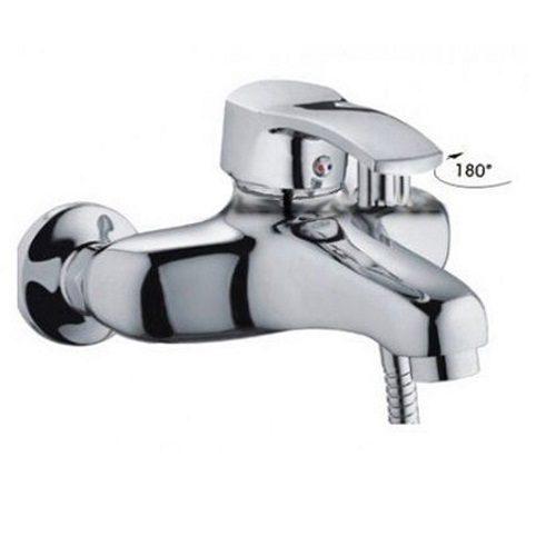 Смеситель для ванны HAIBA FOCUS 009 EURO HB0126