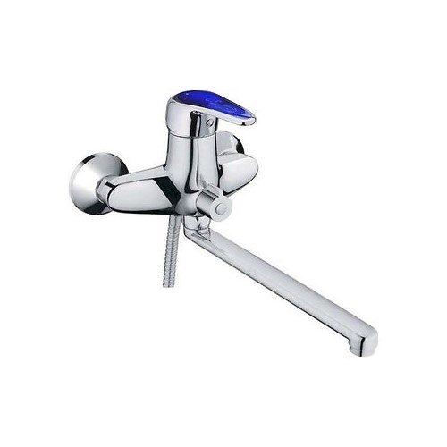 Смеситель для ванны HAIBA MAGIC 006 EURO BLUE HB0694
