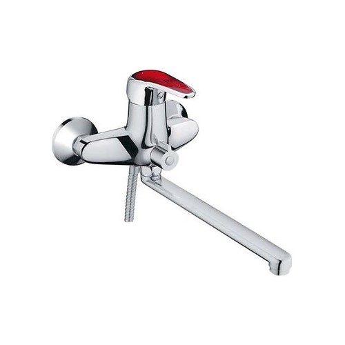 Смеситель для ванны HAIBA MAGIC 006 EURO RED HB0693