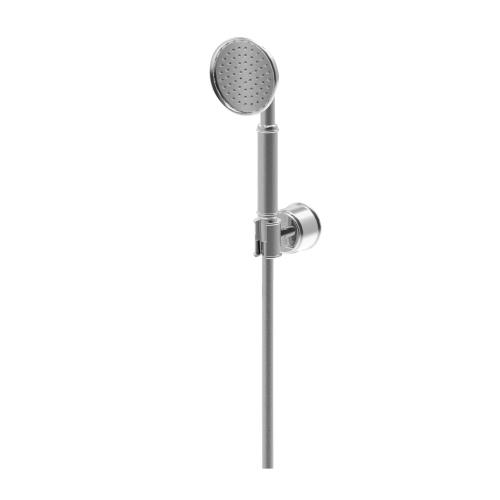 Набор душевой — ручной душ с шлангом и держателем ZMK031806100 HYDRANT никель Imprese