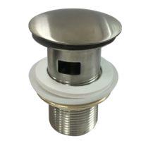 Клапан донный ZMK031806500 HYDRANT клик-клак никель Imprese