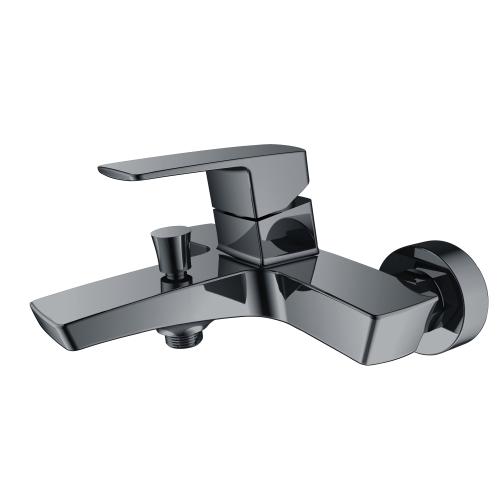 Смеситель для ванны ZMK041807040 GRAFIKY чёрный никель Imprese