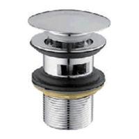 Донный клапан для раковины Zerix Push-open ZX2638