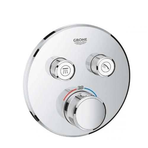 Смеситель с термостатом Grohe SmartControl 29119000