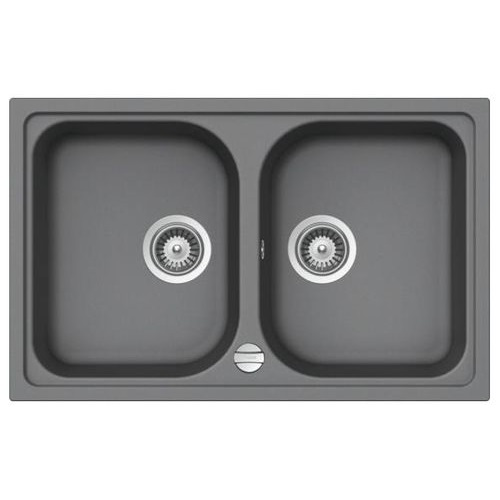 Кухонная мойка SCHOCK FORMHAUS N200 S Croma-49 17108049