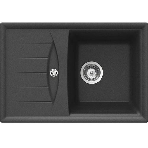 Кухонная мойка SCHOCK GENIUS D100 S Nero-13 18034513