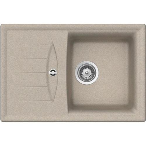 Кухонная мойка SCHOCK GENIUS D100 S Sabbia-58 18034558