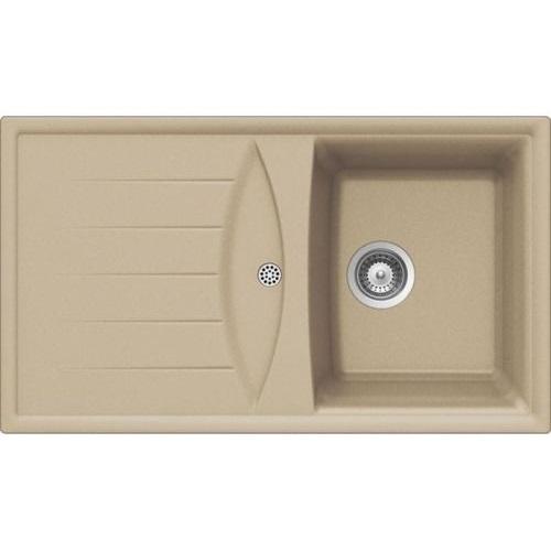Кухонная мойка SCHOCK GENIUS D100 Moonstone-22 18044522