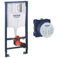 Система инсталляции 4 в 1 Grohe Rapid SL35600RSL