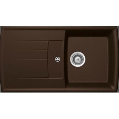 Кухонная мойка SCHOCK LOTUS D100 Chocolate-86 54145086
