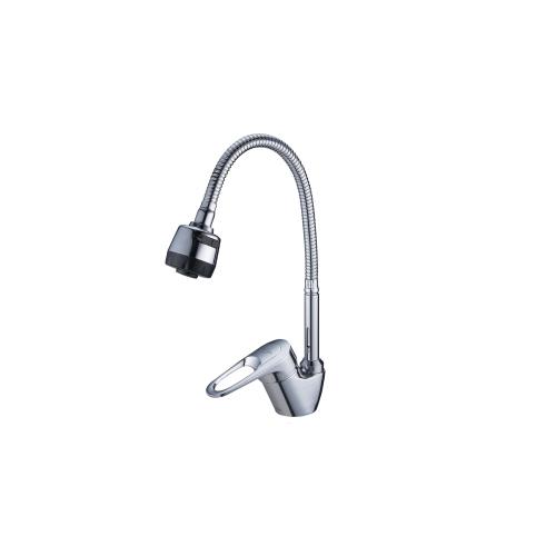 Смеситель для кухни Solone LOP4-B043