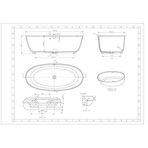 Ванна Volle 12-22-168