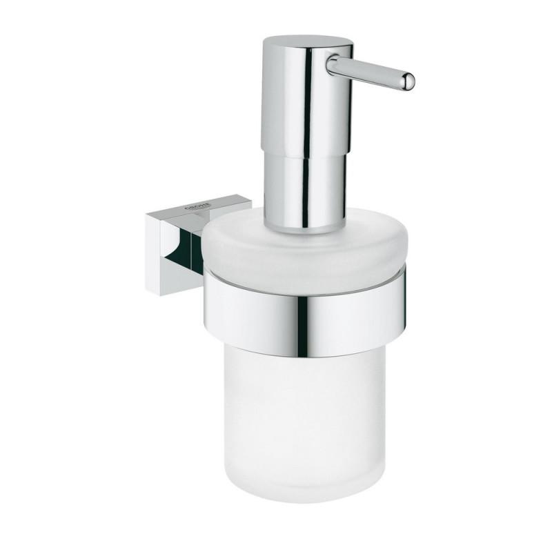 Дозатор жидкого мыла Grohe EX Essentials Cube 40756001 25052GROHE