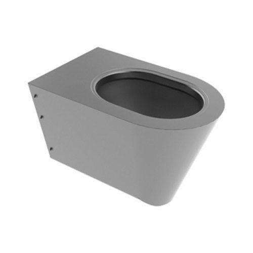 Чаша унитаза KOLO Stainless Steel K13103000