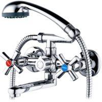 Смеситель для ванны G-Lauf QMT3-A722