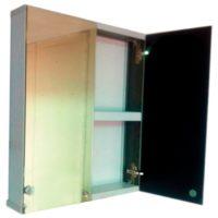 Зеркальный шкаф МИКОЛА-М Eco Green Z-1 (пластик) 40 см 4607062696019